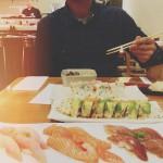 Gen Sushi in Irvine