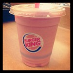 Burger King in Saunderstown