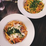 Basil Pasta Bar in Vancouver