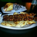 Greektown grill in Baltimore, MD