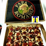 Papa Romanos Pizza in Wayne