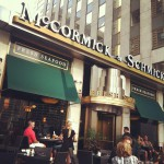McCormick and Schmick's in Chicago
