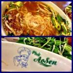 Pho Ao Sen Restaurant in Oakland