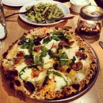Burrata Wood Fired Pizza in Eastchester