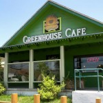 Green House Cafe in Fullerton, CA
