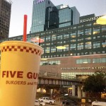 Five Guys Famous Burger & Fries in Baltimore