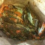 Crab Quarters in Baltimore