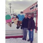Honey Hut Ice Cream Shoppe in Cleveland