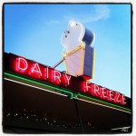 Dairy Freeze Scott's in North Bend