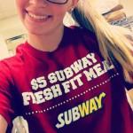 Subway Sandwiches in Noblesville