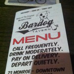 Bardog Tavern in Memphis, TN