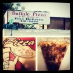 Buffalo Pizza & Ice Cream CO in Sacramento, CA