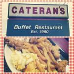 Cateran's Buffet Restaurant in Greenville