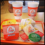 Whataburger in Tucson