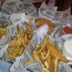 WingStop in Chicago