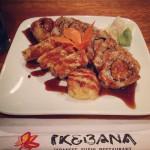Ikebana Restaurant in Salinas