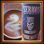 Serious Coffee Esquimalt in Victoria