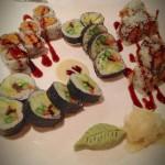 Feng Sushi Restaurant in Hudson