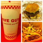 Five Guys Burgers and Fries in Brookfield, CT