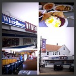 Wheelhouse Diner in Quincy