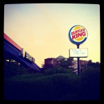 Burger King in Quincy
