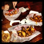 Wings & Things Restaurant in Fayetteville