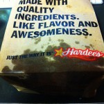 Hardee's in Zebulon