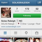 Solas in Raleigh, NC