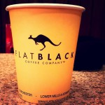 Flat Black Coffee Co in Boston, MA