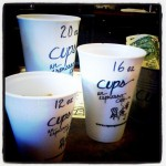 Cups In Magee