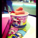 Yogurtland in Houston
