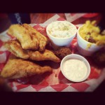 Scalawags White Fish & Chips in Traverse City