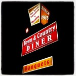 Town & Country Diner in Bordentown