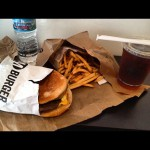 M Burger in Chicago
