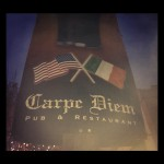 Carpe Diem Irish Pub in Hoboken