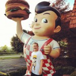 Eight Mile & Haggerty Big Boy in Novi