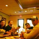 Dennys Restaurant in Madisonville
