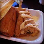 Lucy's Tamale Factory in San Jose