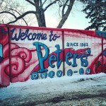 Peters' Drive-In in Calgary, AB