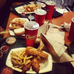Raising Canes Chicken Fingers in Plano