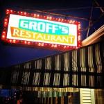 Groff's Restaurant in Wildwood