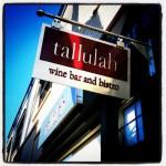 Tallulah Wine Bar and Bistro in Birmingham, MI