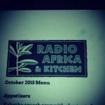 Radio Africa and Kitchen in San Francisco, CA