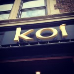 Koi Chinese and Sushi in Evanston