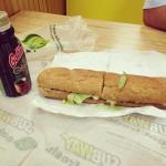 Subway Sandwiches in Cresson