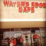 Waters Edge Cafe in Little Elm