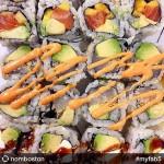 Avana Sushi in Boston
