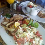 Cafe Panini in Corona del Mar, CA