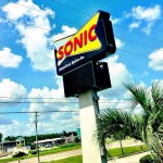 Sonic Drive-In in Waveland