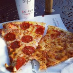 Z Pizza in Newport Beach